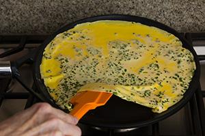 Fissler Omelette Step 2